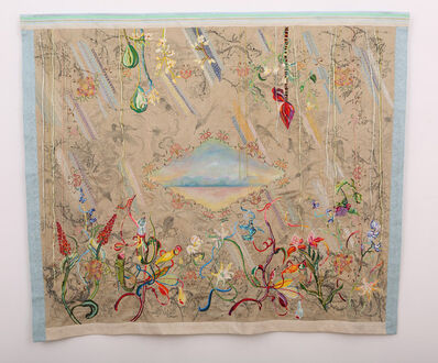 Mónica Millán, '¿Oíste los pájaros que cantaban por el corazón de la lluvia?', 2013