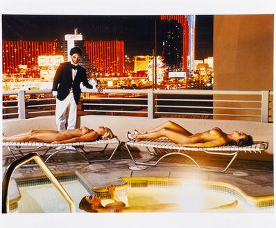 David LaChapelle, 'Vegas Strip', 2004