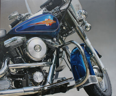 Tjalf Sparnaay, 'Harley Davidson', 1994