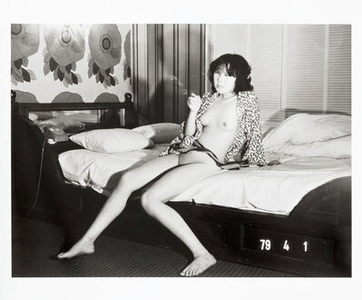 Nobuyoshi Araki, 'Untitled (from Pseudo Diary)'