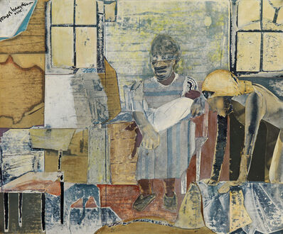Romare Bearden, 'Carolina Interior.', 1971