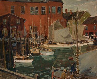 Jonas Lie, 'Eastport'