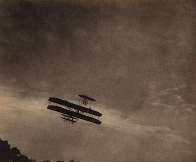 Alfred Stieglitz, 'The Aeroplane', 1910