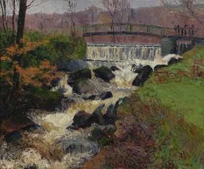 Gustave Loiseau, 'Pont sur le Torrent, Mortain', ca. 1893
