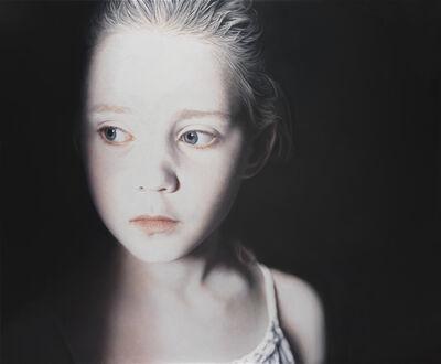 Gottfried Helnwein, 'The Murmur of the Innocents 67', 2017