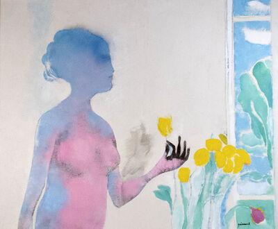 Paul Guiramand, 'Tulips', ca. 1970