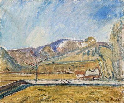 Arturo Tosi, 'Verso la primavera', 1951