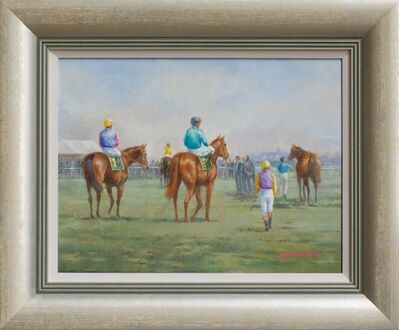 Alister Simpson, 'Jockey's Up'