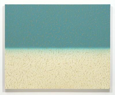 Teo Gonzalez, 'Arch Horizon - Plain 3 Painting', 2017