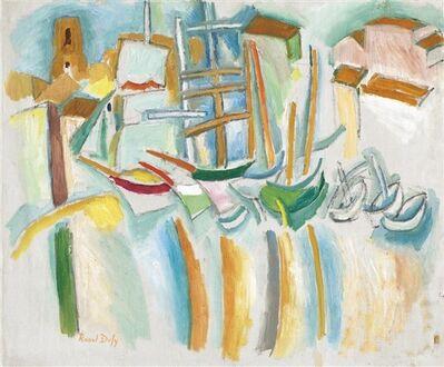Raoul Dufy, 'Boats in Martigues ', 1907