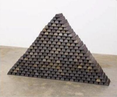 Ze Bento, 'Piramide', 2012