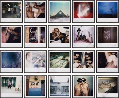 Dash Snow, 'Polaroid Wall', 2005