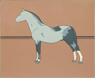 Patrick Caulfield, 'Pony', 1964