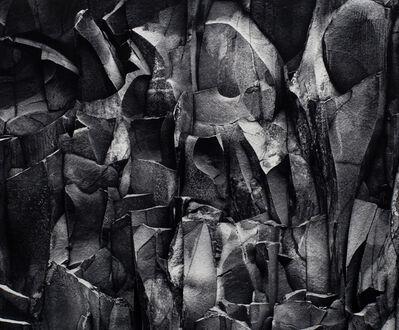 Paul Caponigro, 'Rockwall, CT', 1958