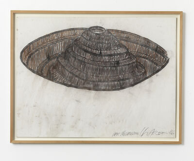 Vito Acconci, 'War Memorial', 1986