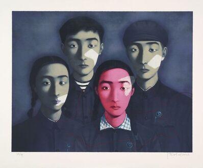 Zhang Xiaogang, 'Bloodline: Big Family', 2006