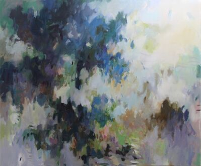 Joyce Howell, 'Lupinus Texensis', 2020