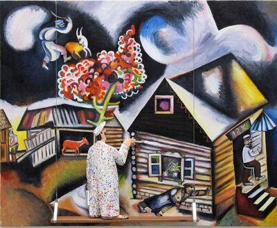 Stephen Hansen, 'Rain - Chagall', 2019