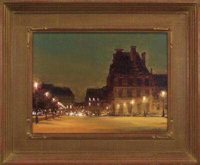 Jesse Powell, 'Paris, The Louvre', 2018