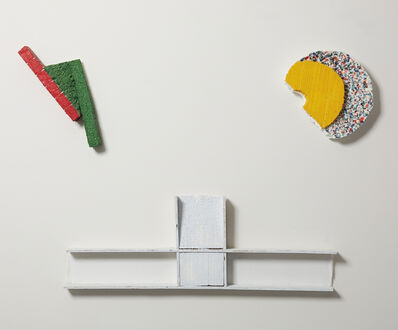 Richard Tuttle, 'Whiteness 7', 1994-1995