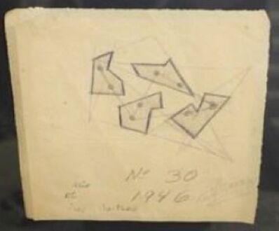 Raúl Lozza, 'No. 34 ', 1946