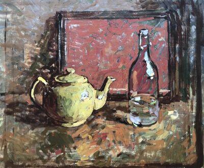 Ben Fenske, 'Yellow Teapot', 2019