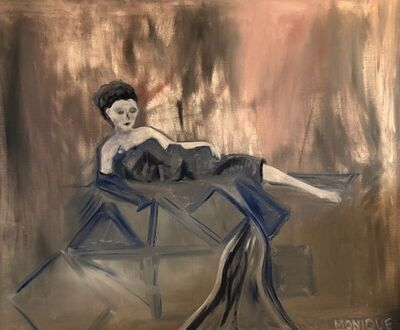 Monica Pennetti, 'Relax', 2020