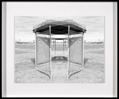 Alastair Whitton, 'Bus Shelter II, Bonteheuwel', 2019