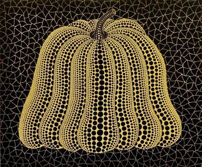 Yayoi Kusama, 'Pumpkin MY', 1999