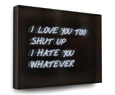 David Drebin, 'I Love You Too'