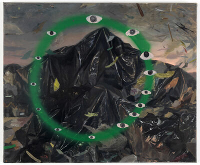 Pere Llobera, 'Yinx', 2016