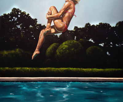 Eric Zener, 'Summer Leap', 2020