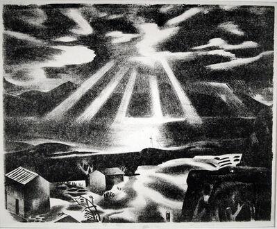 Jan Matulka, 'Maine', 1925