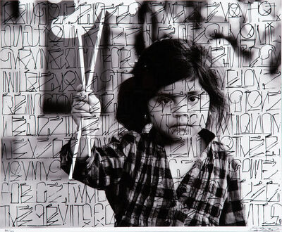 RETNA, 'Future in Her Eyes', 2011
