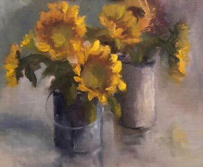 "Kate Faust, '""Summer Sunshine""', 2019"