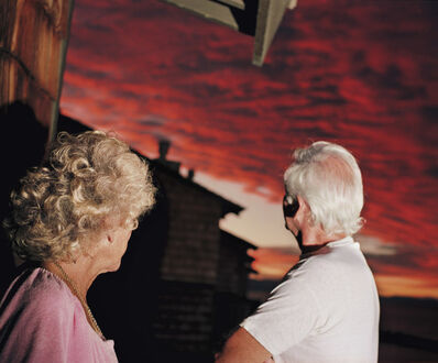 Larry Sultan, 'Sunset, from the series Pictures from Home  ', 1989