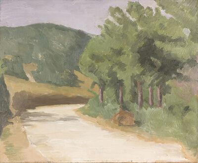 Giorgio Morandi, 'Landscape', 1929