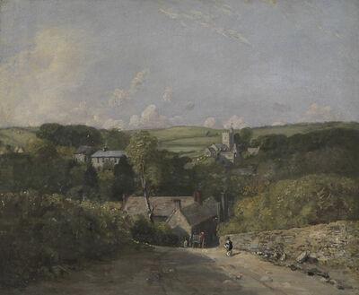 John Constable, 'Osmington Village'