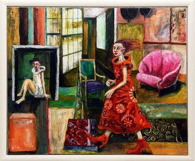 Rebecca Swainston, 'Forbidden Place', 2016