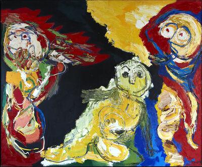 Karel Appel, 'The Family', 1965