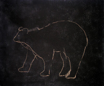 Vija Doks, 'Bear', 2009