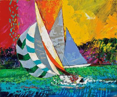 Kerry Hallam, 'Ahoy', 2014