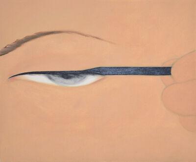 Henni Alftan, 'Eyeliner ', 2018