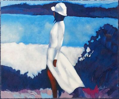 Nicola Simbari, 'WHITE DRESS', 1990