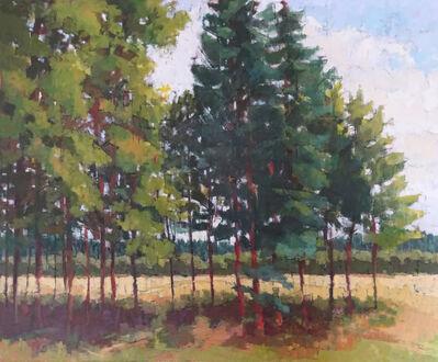 Jill Barthorpe, 'Edge Of The Trees', 2018