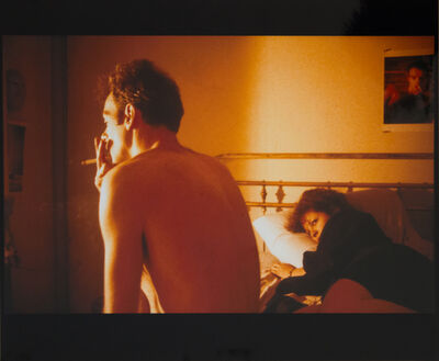 Nan Goldin, 'Nan and Brian in bed, NYC', 1983
