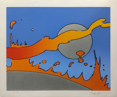 Peter Max, 'CLOSE TO THE SUN', 1978