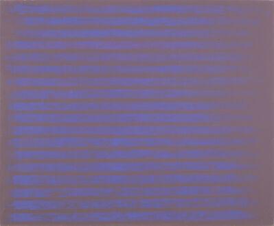 Edwina Leapman, 'Warm Violet', 2013