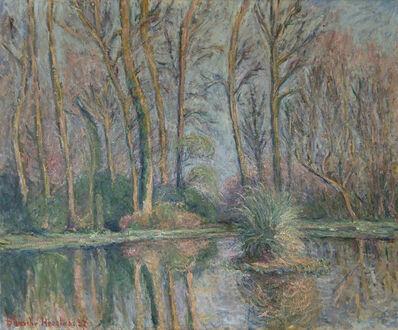 Blanche Hoschedé-Monet, 'Le bassin des nymphéas à Giverny', 1927