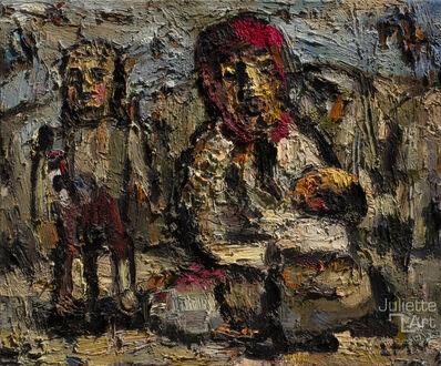 Liu Maonian, '罚站 - Fa Zhan', 2014
